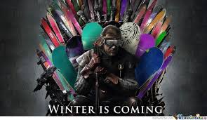 Snowboarding Memes - winter is coming snowboards