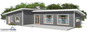 budget house plans small house ch3 to wide lot with affordable building budget