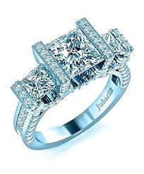 diamond custom rings images 3 stone princess cut engagement ring 2 52 ctw diamond jpg
