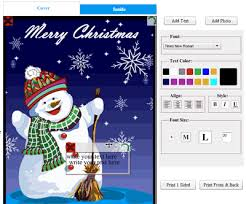make cards online make photo christmas cards online festival collections