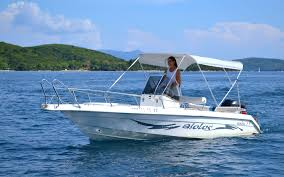 trident boats rent a boat in lefkada