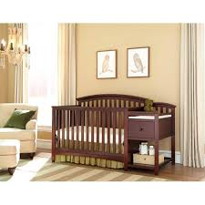 Graco Convertible Crib With Changing Table Nursery Decors Furnitures Convertible Baby Cribs With Changing
