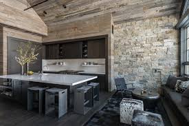 hillside snowcrest the ultimate modern rustic ski chalet in chalet design