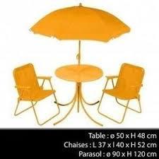 chaise de jardin enfant ref 16 ensemble de salon de jardin pour enfant avec table