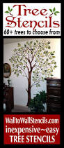 297 best mural designs images on pinterest mural ideas wall tree stencils from wall to wall stencils