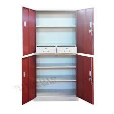 multipurpose 4 door metal workshop tool cabinet 4 door steel