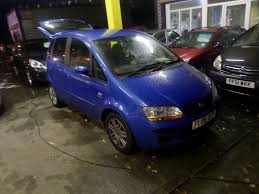 used fiat idea cars for sale motors co uk
