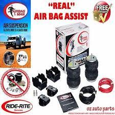 Is Air Ride Suspension Comfortable Ford Ranger Air Bag Kit Ebay