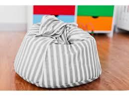 grey bean bag chair mocka kids bean bag children u0027s furniture decor