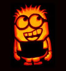 minion pumpkin carving 2015 holidays fall thanksgiving and