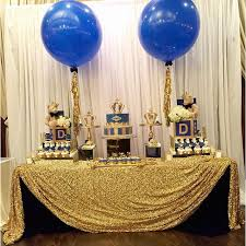 prince baby shower decorations mulpix a gorgeous set up by ellenarievents for a royal prince