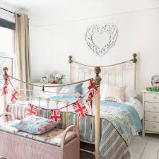 chic bedroom ideas shabby chic bedrooms ideal home