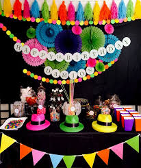 80s party table decorations top 80s party decorations gallery home decor gallery image and