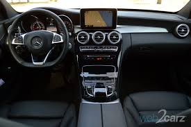 mercedes c300 horsepower 2015 mercedes c300 4matic review web2carz