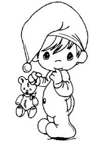 coloring pages precious moments alphabet coloring