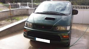 used mitsubishi space gear of 1999 150 000 km at 7 500 u20ac