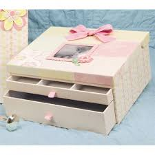 cr gibson photo albums c r gibson baby keepsake boxes
