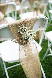 Unique Backyard Wedding Ideas by Best 25 Wedding Chair Decorations Ideas On Pinterest Wedding