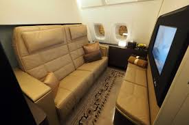 Etihad First Apartment A Complete Tour Of Etihad U0027s A380 First Business And Economy