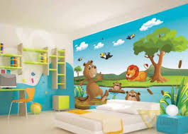 Kid Room Wallpaper by Kids Room Wallpapers In Coimbatore Wallpapers V Furnish