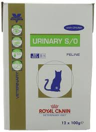royal canin veterinary diet cat food urinary pouches 48 x 100 g