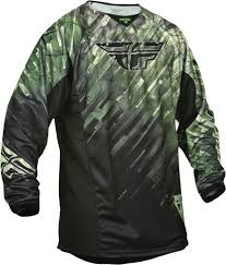 monster motocross jersey fly racing patrol camo jersey motocross off road dirt riding mx