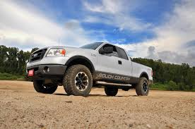 2004 ford f150 lariat crew cab 2 5in leveling lift kit for 04 08 ford f 150