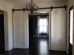 interior barn doors for homes custom sized interior barn doors european antique pine
