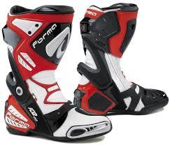 buy motorcycle waterproof boots forma freccia dry waterproof motorcycle racing boots forma