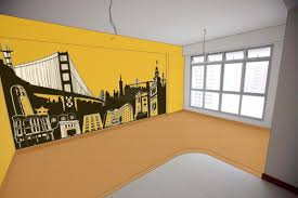 how to paint a mural wall murals you ll love nursery mural wall cartoon themed painting showcase how to