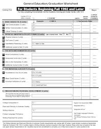 general education student registration u0026 advising guide