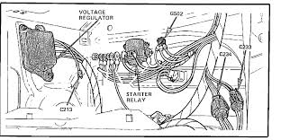 ford 1986 ford f150 starter relay wiring diagram air conditioner