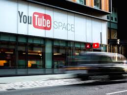 google u0027s new youtube space in london business insider