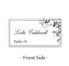 awesome place card template microsoft word df6o4 u2013 dayanayfreddy