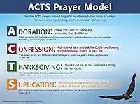 25 melhores ideias de acts prayer no oração diária