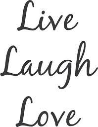 live laugh love live laugh love blackjack beautiful wall decals