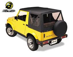 suzuki samurai truck bestop replace a top top softtop replacement top suzuki samurai