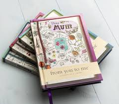 dear mum u0027 journal of a lifetime by from you to me