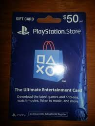 ps4 gift card free sony playstation 50 00 playstation network card sony