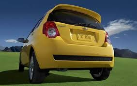 2010 chevrolet aveo information and photos zombiedrive