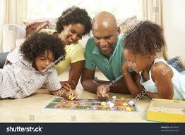 family board home stock photo 39878638