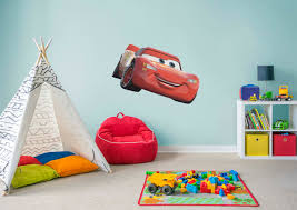 lightning mcqueen cars 3 wall decal shop fathead for world