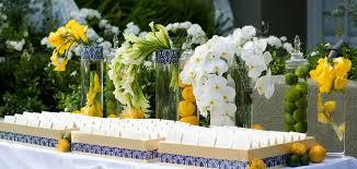 bridal bouquet holder table clip karen tran blog