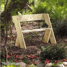 Simple Wooden Park Bench Plans by Best 25 Outdoor Wooden Benches Ideas On Pinterest Wood Bench
