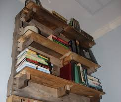 Wood Bookshelves Plans by Diy Pallet Bookshelf Plans Or Instructions Pallets Pinterest