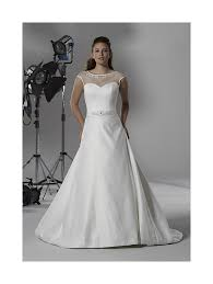 romantica wedding dresses romantica muriel sheer back wedding dress