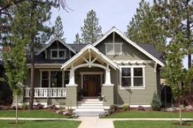 mission style house bungalow house plans houseplans com