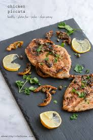 Chicken Piccata Cooking Light Chicken Piccata A Healthy Life For Me