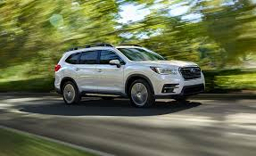 subaru suv price 2019 subaru ascent price engine specs news interior review