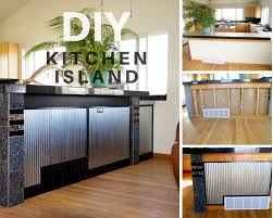 metal island kitchen metal roofing siding interior project highlights tips